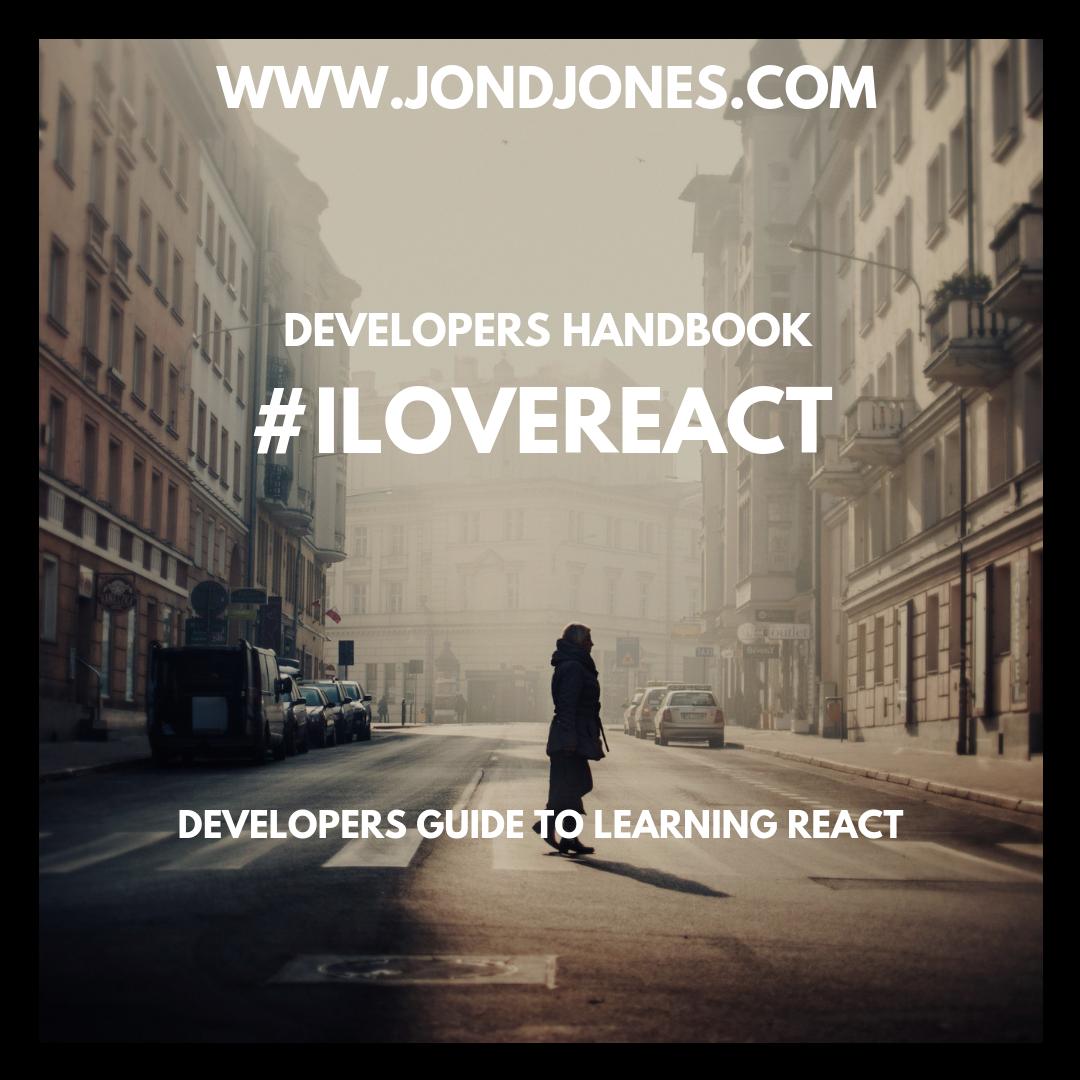 #ILoveReact