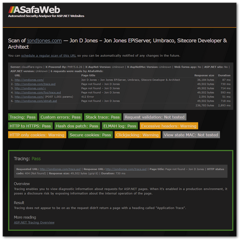 asafaweb