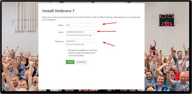 installing_umbraco_screen_one