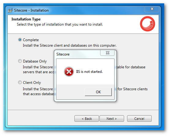 siecore_installation_iis_not_installed