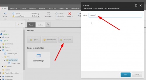 How To Create A Layout For A Sitecore Page - Jon D Jones