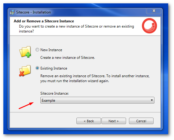 Sitecore_removing_sitecore_instance_installer