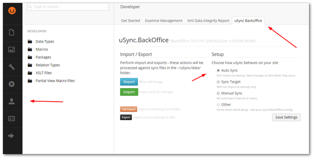 umbraco_usync_backoffice