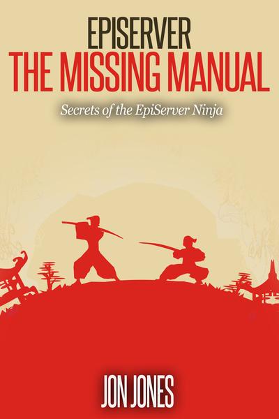 Episerver Missing Manual