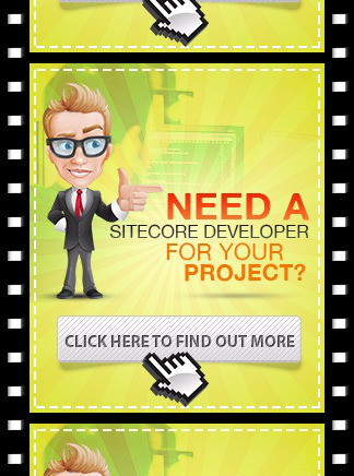 Need A Sitecore Developer