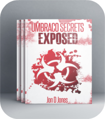 Umbraco V8 Secrets Exposed
