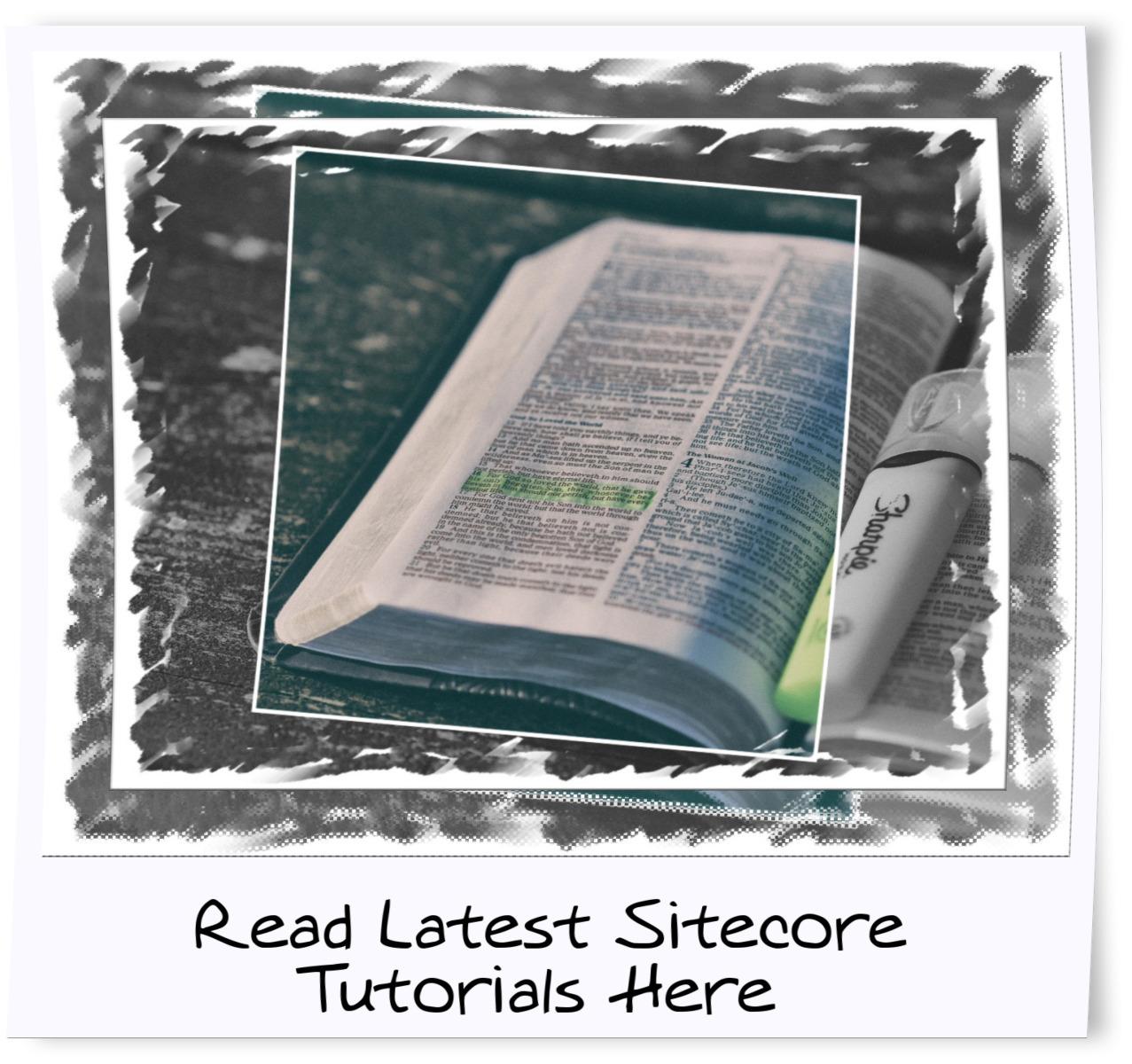 Sitecore Latest News