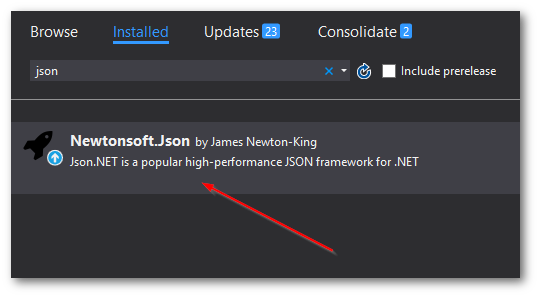 newtonsoft json serialize object c# example